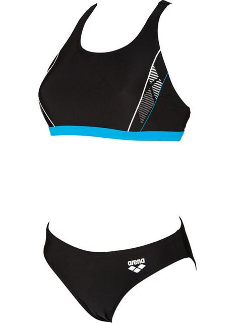 arena Skid bikini Dames zwart